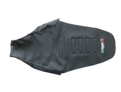 SELLE DALLA VALLE SEATCOVER SITZBEZUG WAVE SCHWARZ KTM SX SXF 16-18 / EXC 17-19