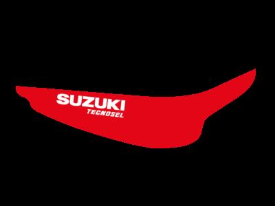 TECNOSEL SEATCOVER SITZBEZUG VINTAGE RETRO SUZUKI RM 125 250 98