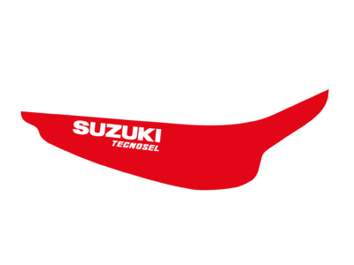 TECNOSEL SEATCOVER SITZBEZUG VINTAGE RETRO SUZUKI RM 125 250 99