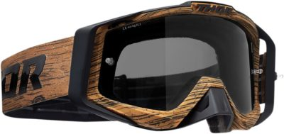 THOR BRILLE GOGGLE SNIPER PRO WOODY