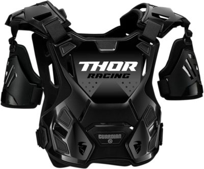 THOR CHEST PROTECTOR BRUSTPANZER YOUTH KIDS GUARDIAN S20 SCHWARZ