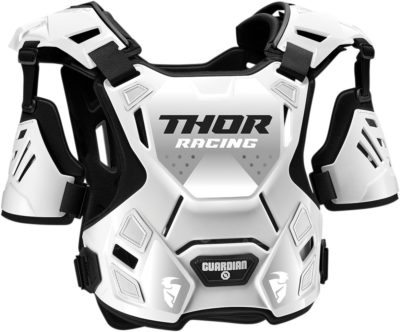 THOR CHEST PROTECTOR BRUSTPANZER YOUTH KIDS GUARDIAN S20 WEISS