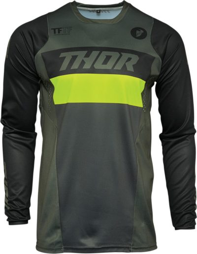 THOR JERSEY PULSE RACER ARMY