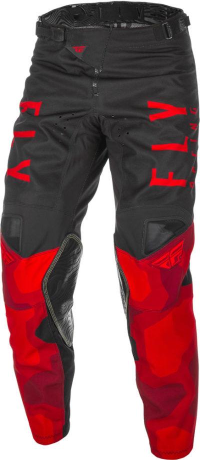 Fly Racing Hose Kinetic K221 rot-schwarz