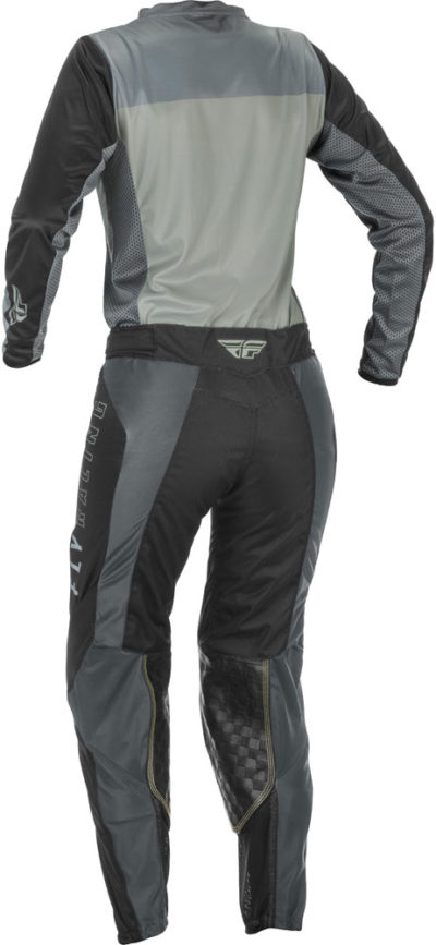 Fly Racing Hose Lite Lady schwarz-grau
