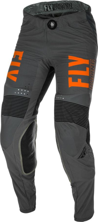 Fly Racing Hose Lite grau-orange-schwarz