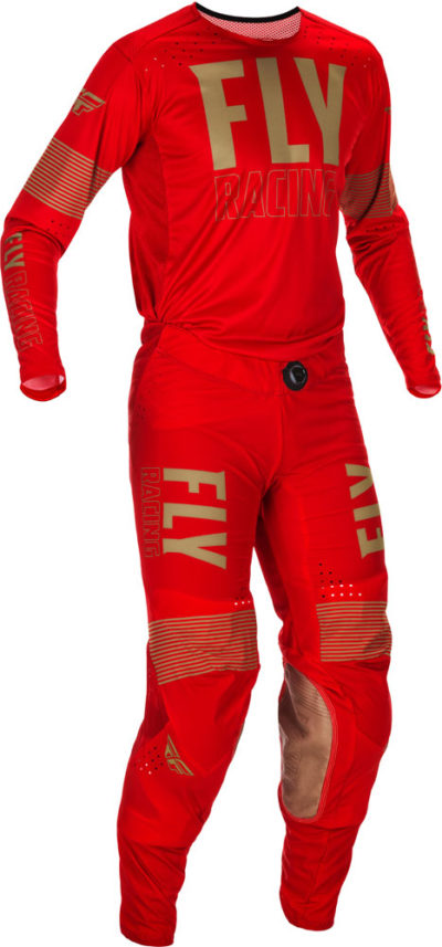 Fly Racing Hose Lite rot-khaki