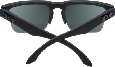 SPY OPTIC Helm 5050 Soft Matte Black – HD Plus Gray Green