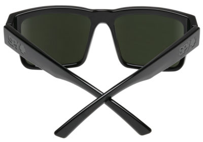 SPY OPTIC Montana black – Happy gray green Polarized dark bl