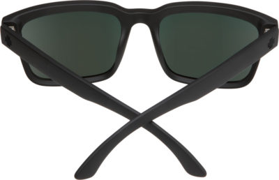SPY OPTIC Sonnenbrille Helm 2 soft matte black happy gray