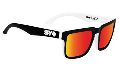 SPY OPTIC Sonnenbrille Helm Whitewall