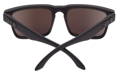 SPY OPTIC Sonnenbrille Helm matte black happy bronze
