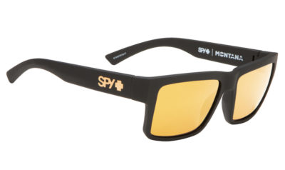 SPY OPTIC Sonnenbrille Montana Soft Matte Black