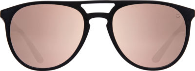 SPY OPTIC Sonnenbrille Syndicate matte black rose