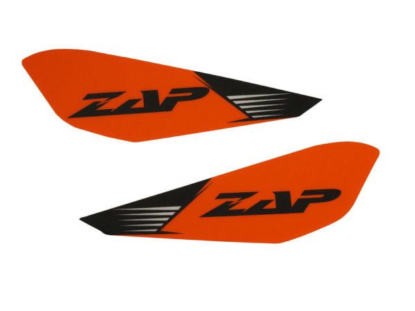 ZAP Handschutzaufkleber für KTM