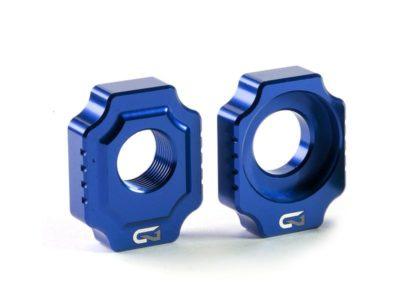 GECO Achsblöcke Sherco SE SEF 125-450 2012- Blau