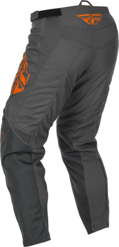 Fly Racing Motocross MX Hose F-16 Adult Erwachsenen grau-orange US 28