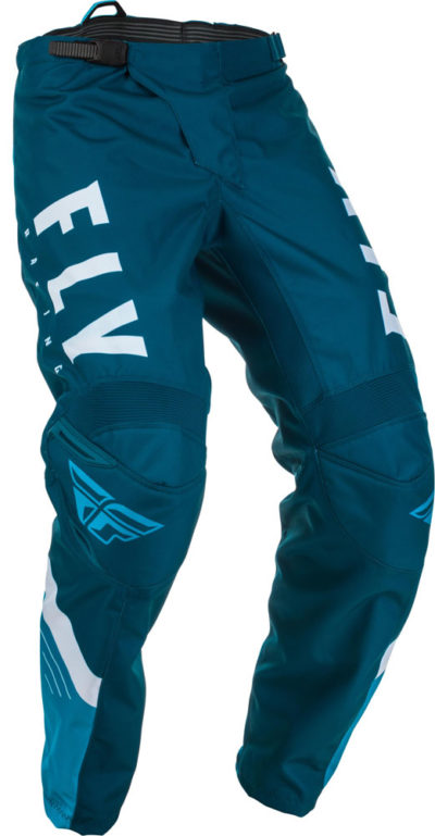 Fly Racing Motocross Pants Hose F-16 navy-blau-weiß 32
