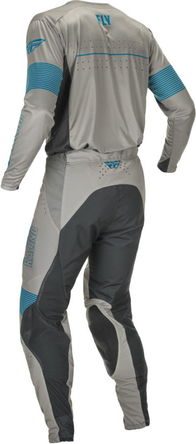 Fly Racing Hose Lite blau-grau
