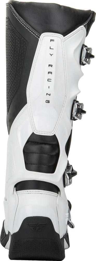 Fly Racing Stiefel FR5 weiß