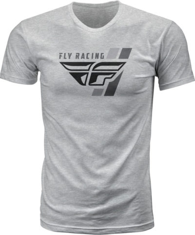 Fly Racing T-Shirt Retro athletic heather