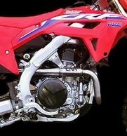 LM Auspuffanlage Honda CRF 450 21-