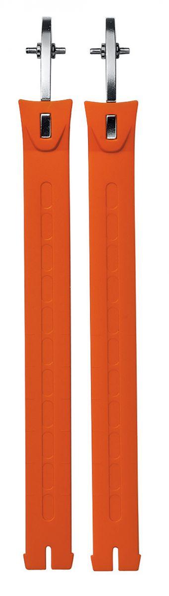 Sidi Straps Extra Long Orange Fluo