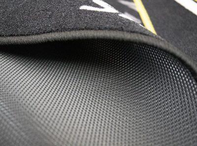 S-LINE Motorrad Motocross Enduro Tankmatte Teppich FIM 1,6m x 1,0m