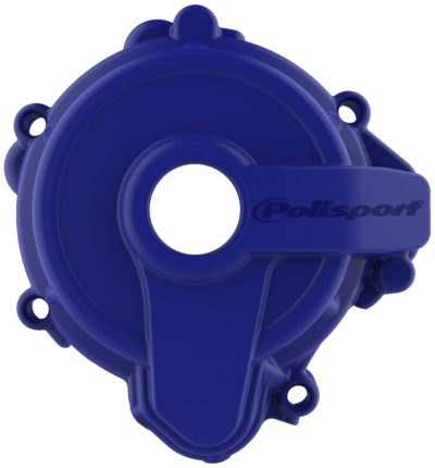 POLISPORT Zündungsdeckel Ignition Cover Protektor SHERCO SE 250 14- BLUE