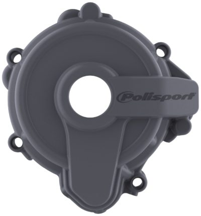 POLISPORT Zündungsdeckel Ignition Cover Protektor SHERCO SE 125 18-21 GREY