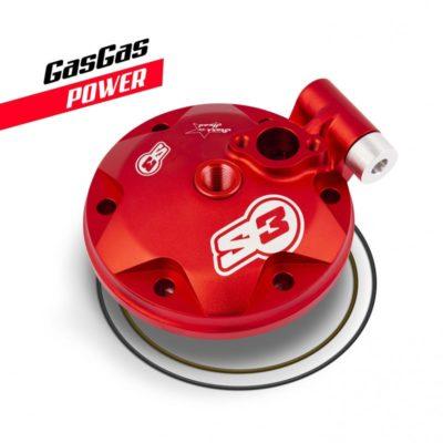 S3 Zylinderkopf Head Kit GASGAS EC 250 00-17 / POWER