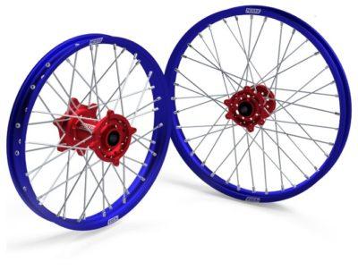 Prostuf Radsatz Räder Felgen Beta RR 125 250 350 390 450 13-21 rot-blau 21″/19″
