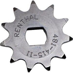 Renthal Ritzel Sprocket KTM SX 50 10-21 / HUSQVARNA TC 50 18-21 11Z