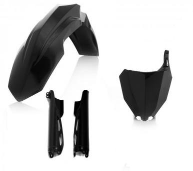 Acerbis Front Plastik Plastics Kit Kotflügel Tafel Gabelschützer Honda CRF 250 450 19-20