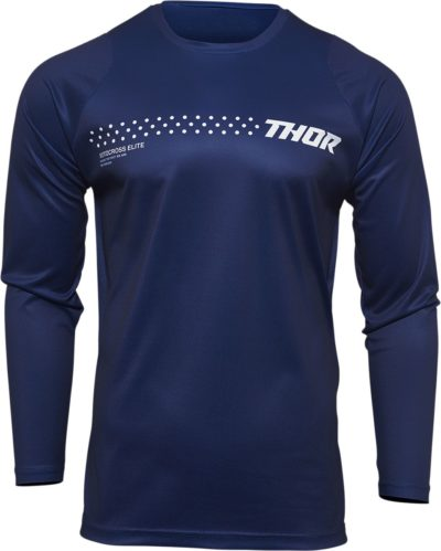 THOR JERSEY SECTOR MINIMAL NAVY