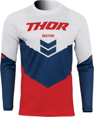 THOR JERSEY SECTOR YOUTH CHV ROT/NAVY