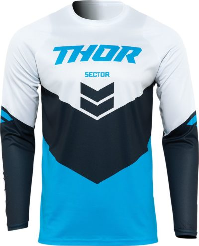THOR JERSEY SECTOR YOUTH CHV BLAU/NAVY
