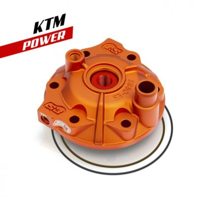 S3 Parts Zylinderkopf Power KTM SX/EXC 300 2017- TPI