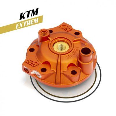 S3 Parts Zylinderkopf Extreme KTM SX/EXC 250 2017- TPI