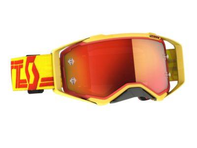 SCOTT Prospect yellow/red / orange chrome works