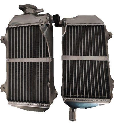 Oversize Kühler Radiator Links / Rechts Paar Honda CRF 450 2021-