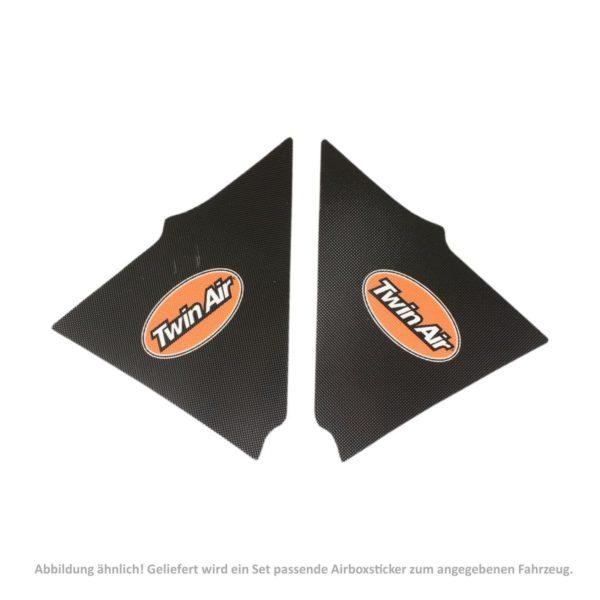 TWIN AIR AIRBOX DECAL SUZUKI RM-Z 250 19-21 / 450 18-
